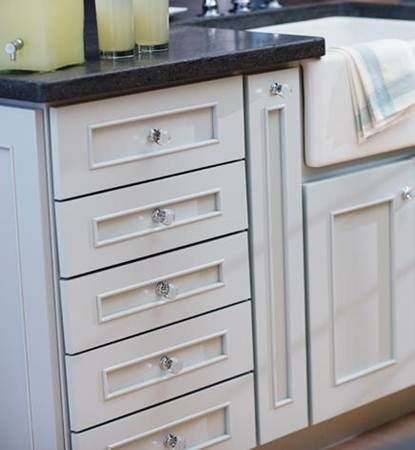 Dura Supremes Crestwood Cabinetry Full Overlay Cabinet Doors