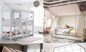 Divertidas camas infantiles