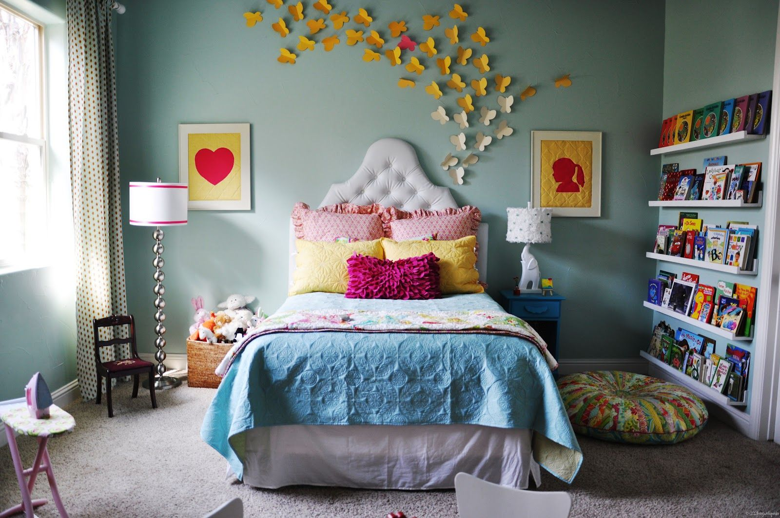 Big Girl Bedroom Ideas Girls bedroom, Girl room