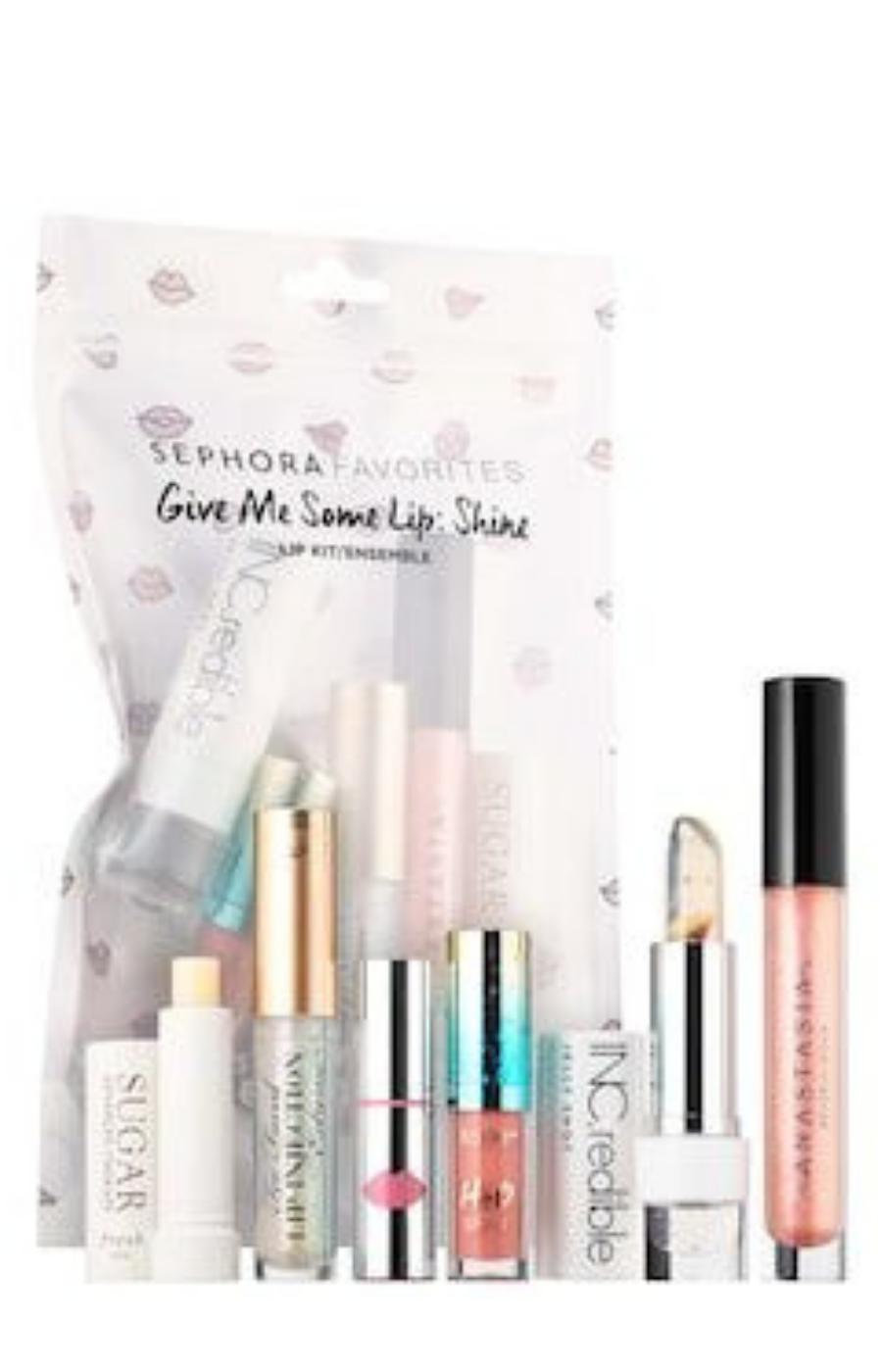 SEPHORA FAVORITES Give Me Some Shine Lip Set affiliate