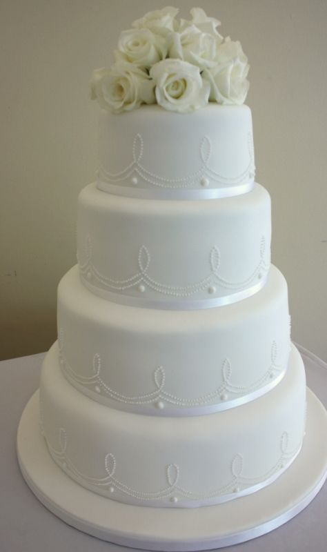 Wedding Cakes 14 11 8 6