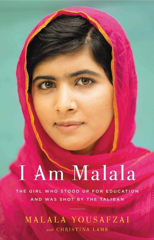 TO READ: i am malala - malala yousafzai