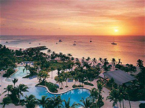 Resort in Aruba