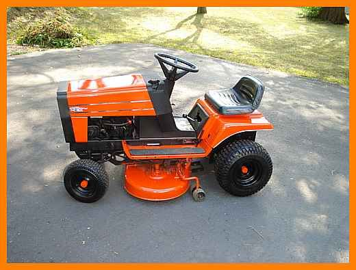 A Little 4211 Simplicity Uncle Nick Restored This One Garden Tractor Tractors Lawn Equipment