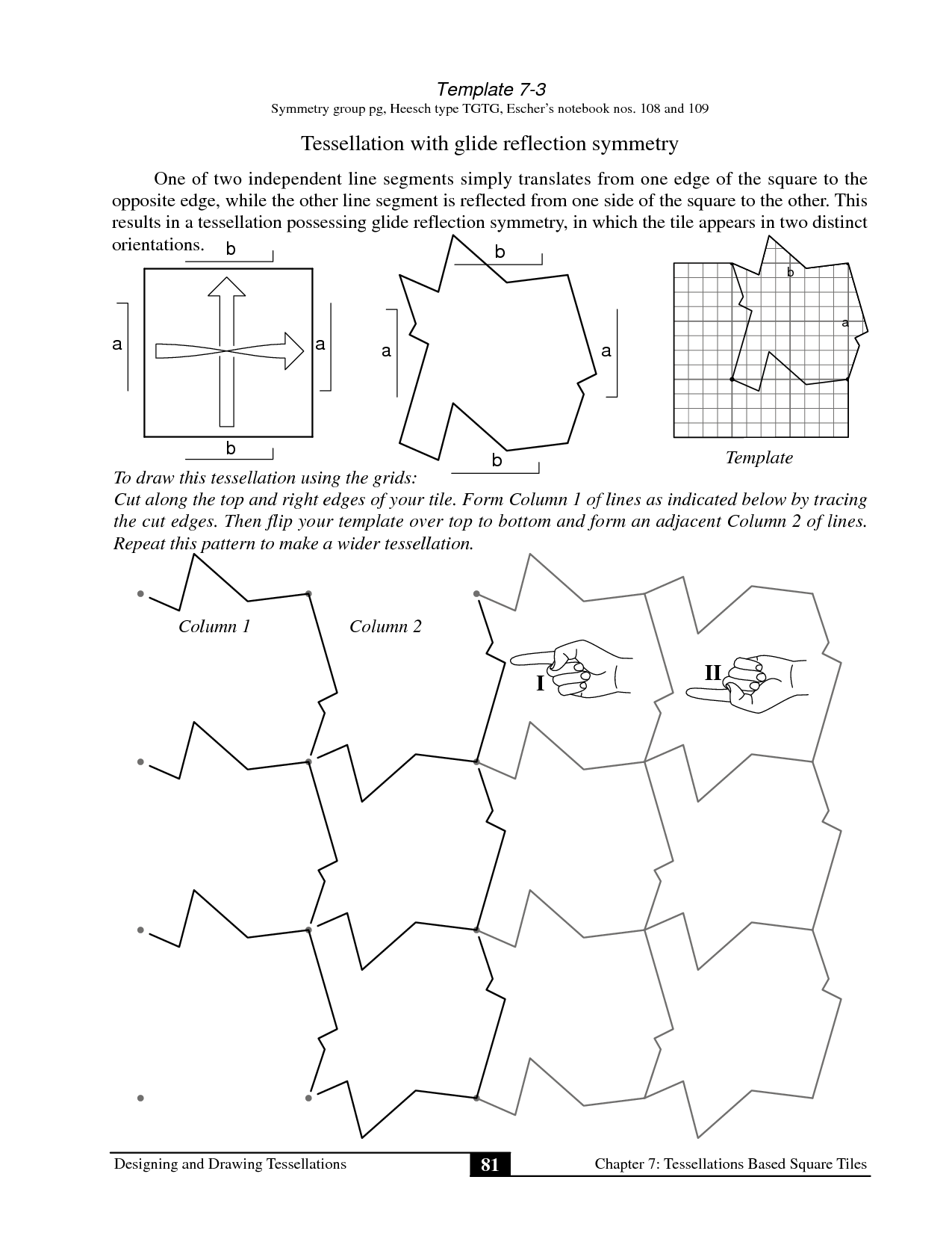 Worksheets Tessellations Worksheets tessellations worksheets free library download and photos pigmu