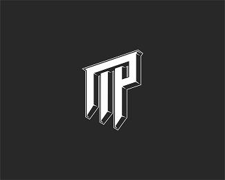 Mp Logo Letter Logo Design This Time I Will Sell The Initial Logo Design Letter Mp This Logo Is Perfect Initials Logo Design Letter Logo Design Logo Design