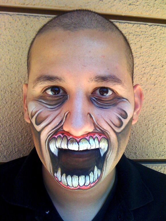 Party Ideas 50 Creative Face Painting Design Concepts To Inspire