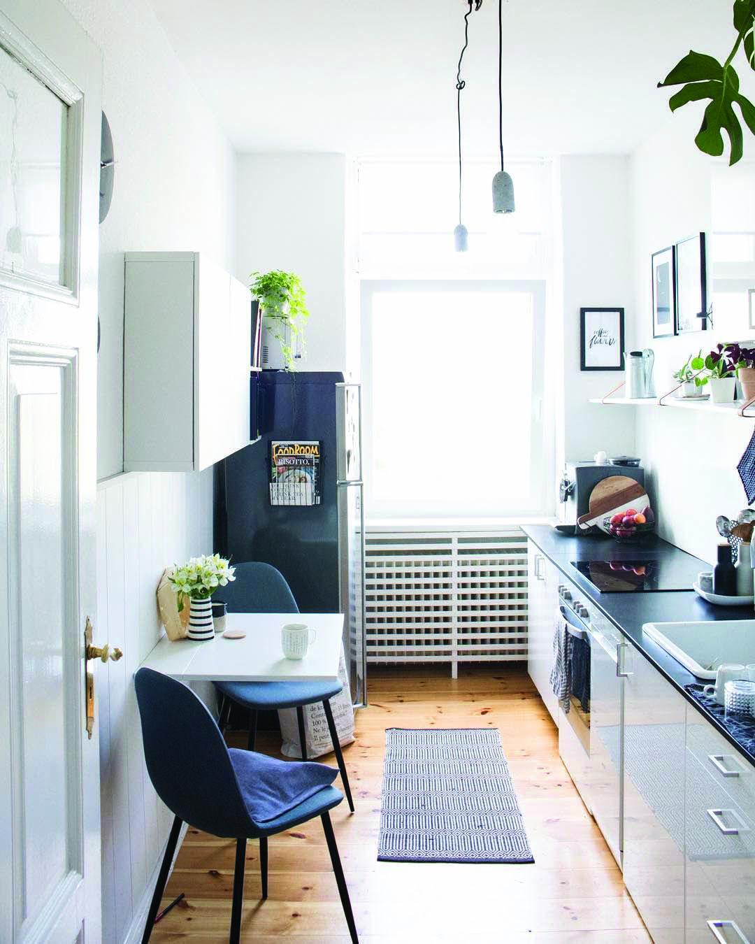 Superb minimalist kitchen design for small space for your