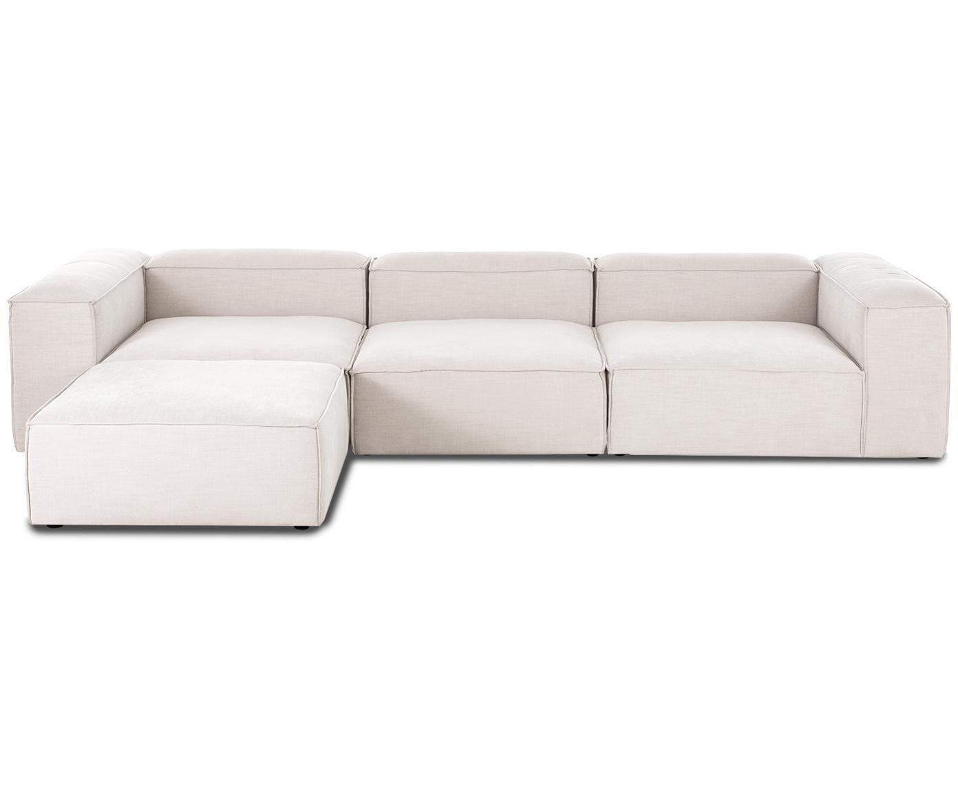 Canape D Angle Modulable Dossier Bas Lennon In 2020 Modulares Ecksofa Ecksofa Sofa