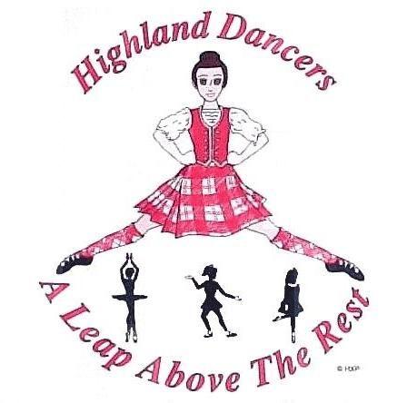 Dance Shirts From Highland X Press Scottish Highland Dance Highland Dance Dance Logo