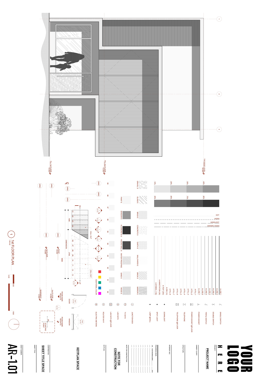 30x40 design workshop autocad template file free download