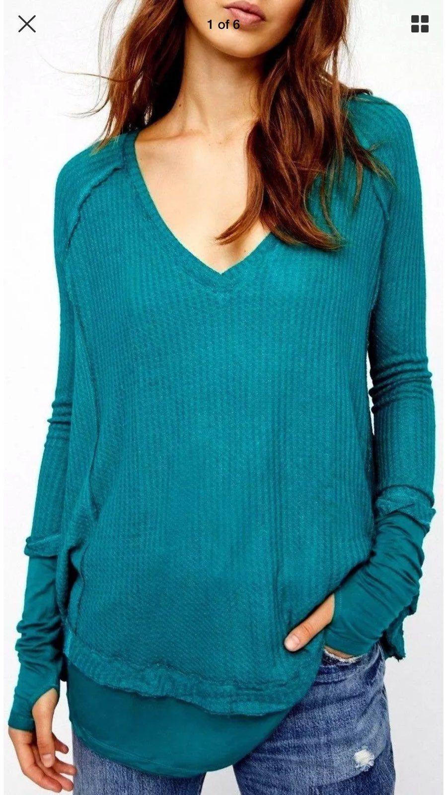 laguna vintage Womens Long Sleeve Jersey Sweatshirt