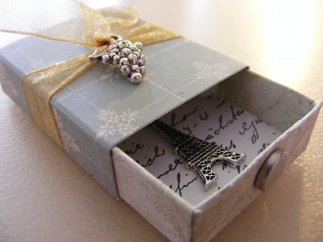 Decorated Gift Box Matchbox & Inchies  Box Match Boxes And Gift