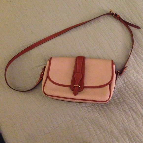 Dooney & Bourke Satchel Well-loved satchel looking for a new home. Just ask if you want additional pictures. Dooney & Bourke Bags Crossbody Bags