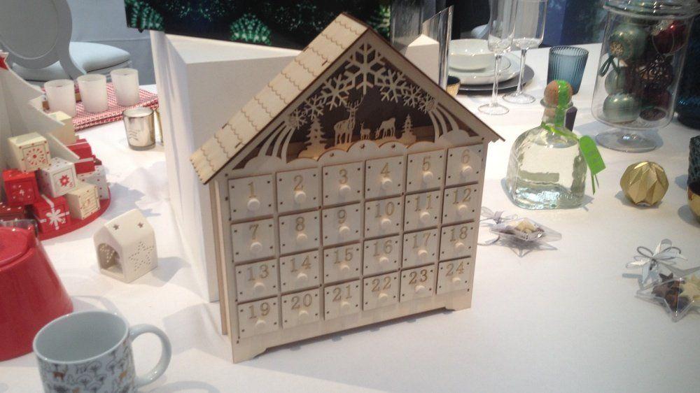 Monoprix : pleins feux sur la collection Noël 2015 | Calendrier de
