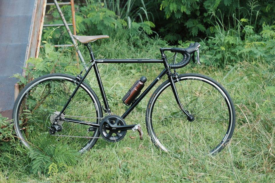Panasonic Retro Modern Road Bike Photo Retro Modern Road Bike Bike Photo