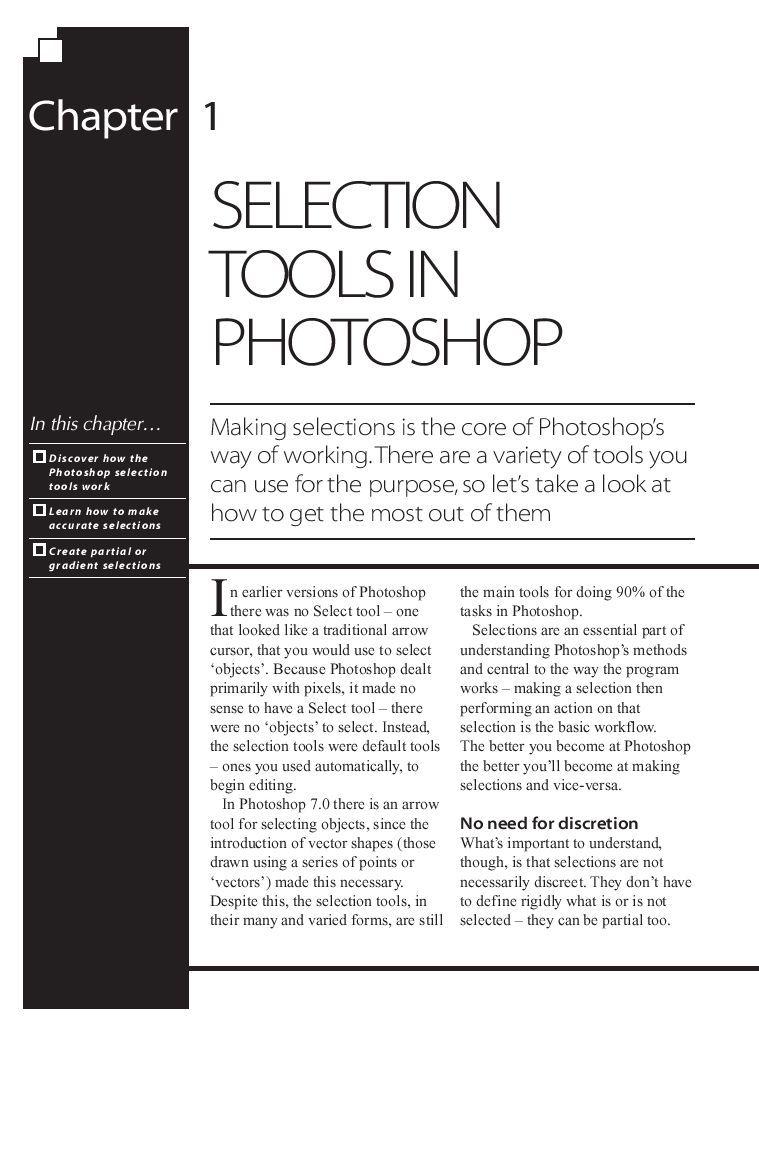 Adobe Photoshop - Every tool explained! | Photo Ideas