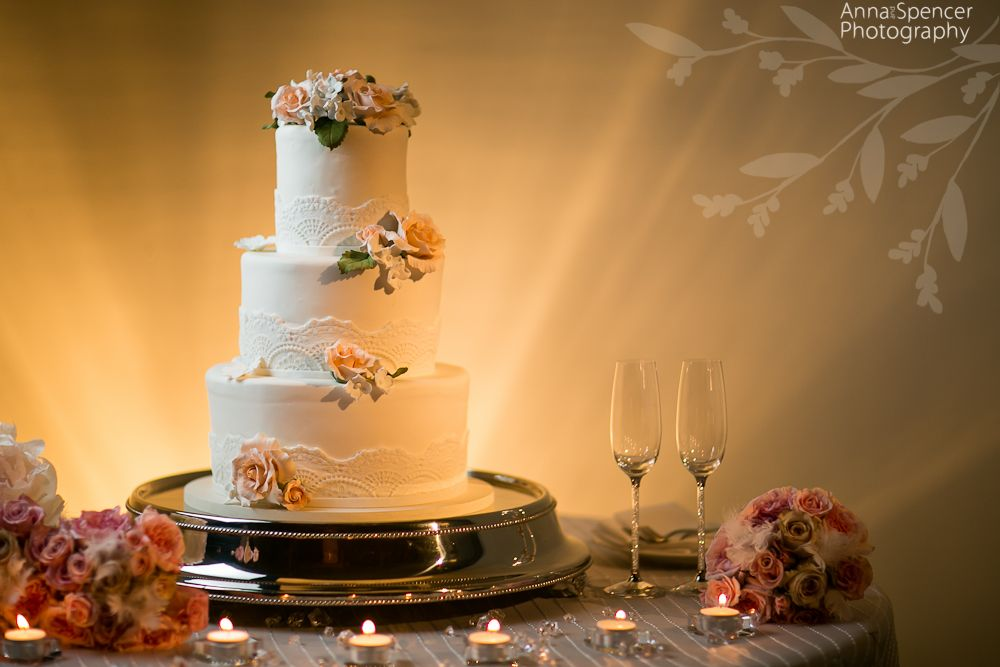 Anna and Spencer Photography , wedding cake by Frosted Pumpkin ...