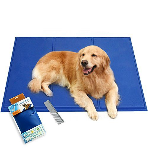 Whalek Pet Cooling Mat Pet Cooling Pad Dog Self Cooling Mat Pad For Kennels Crates And Beds For Large Dogs Pet Cooling Mat Pet Cooling Pad Popular Dog Beds