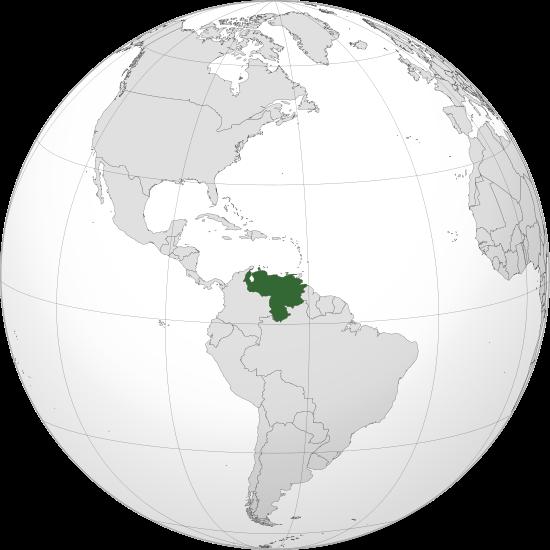 Venezuela En El Mundo La Puerta A Sur America