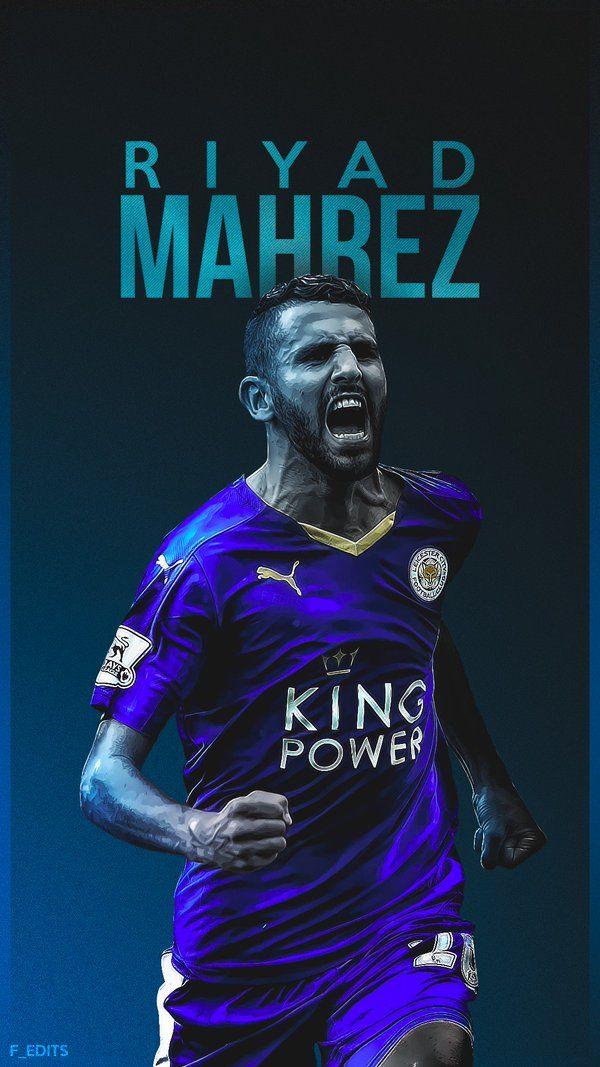 Manchester City Iphone Wallpaper Riyad Mahrez Wallpaper Iphone Wallpaper Fifa Football