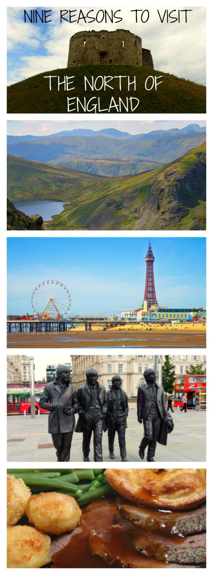 Nine Reasons To Visit The North Of England England Travel Europe Travel Destinations Visiting England