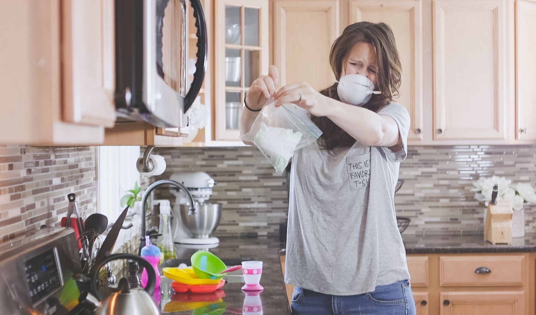 The struggle is real. Watch + laugh as our friends at Story of This Life share a snapshot of what diaper changes looked like before they received the STEP Diaper Pail.