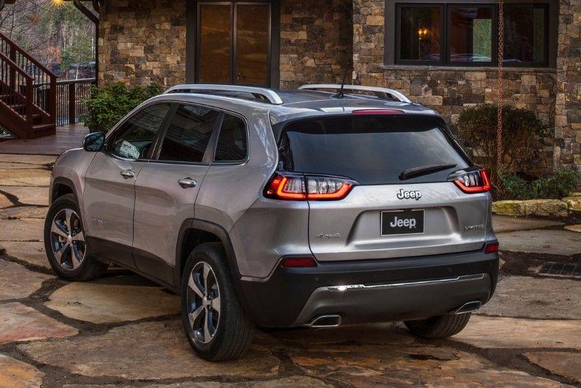 Pin De Automexico En Jeep Cherokee 2020 Jeep Cherokee Autos