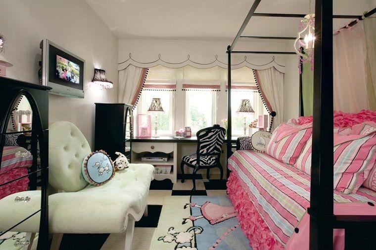 Dormitorios juveniles: 100 ideas para tu adolescente | Dormitorios ...