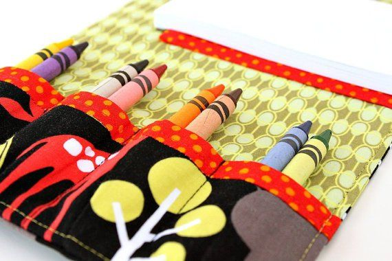 Pin for Later: 30 Etsy Stocking Stuffers (All Under $25!)  Our Little Messes Crayon Holder ($10)