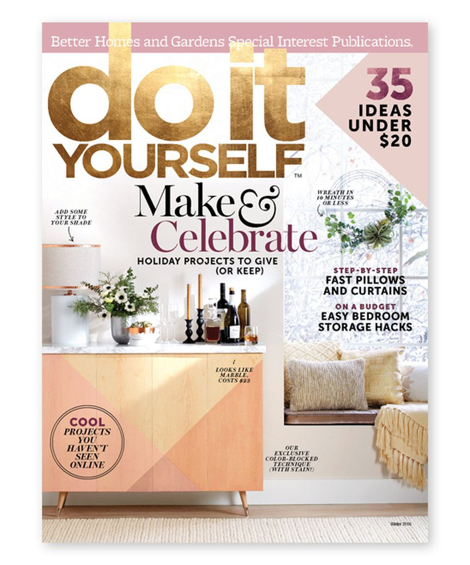 Take a look at this do it yourself magazine subscription today take a look at this do it yourself magazine subscription today solutioingenieria Choice Image