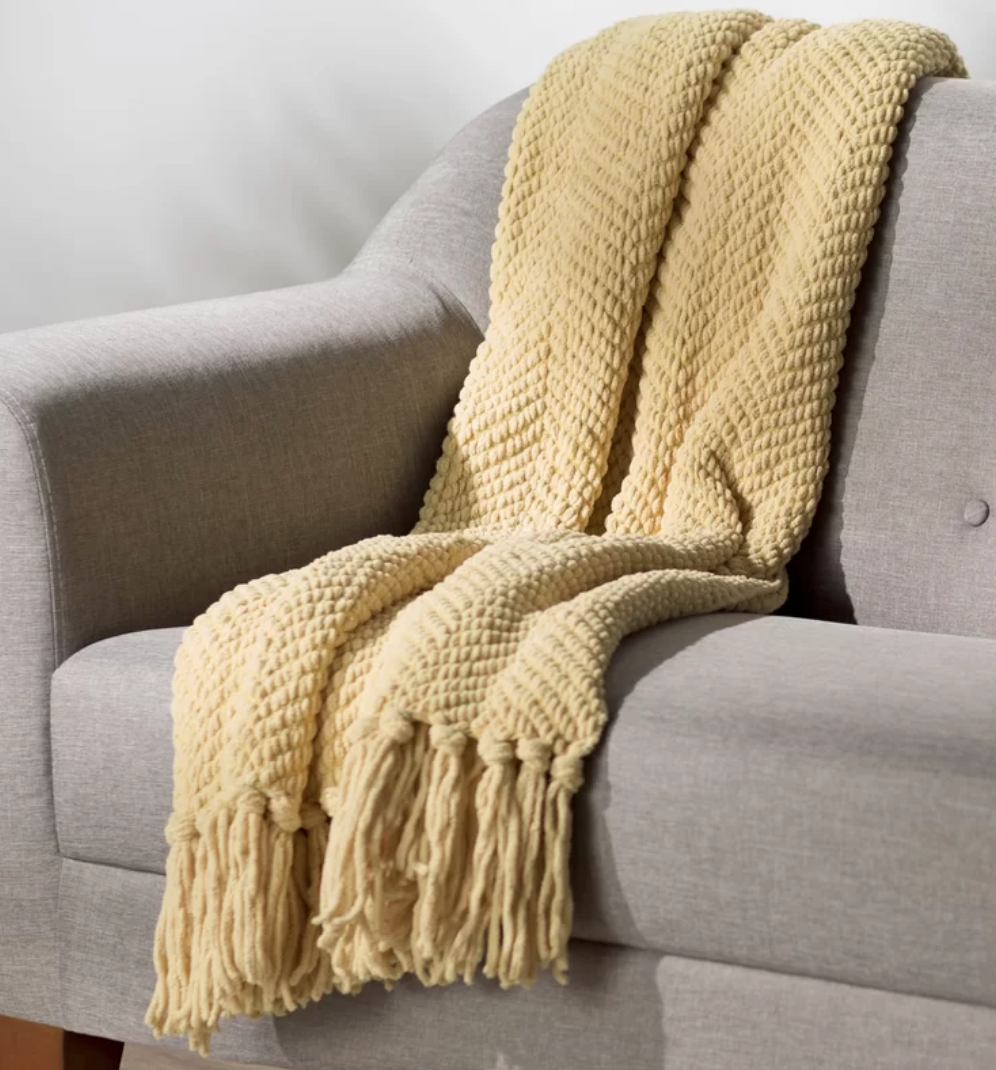Nader Tweed Knitted Design Throw Knitted Throws Throw Blanket