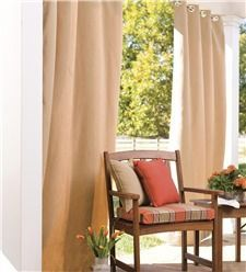Outdoor Curtains Outdoor Blinds Plow Hearth