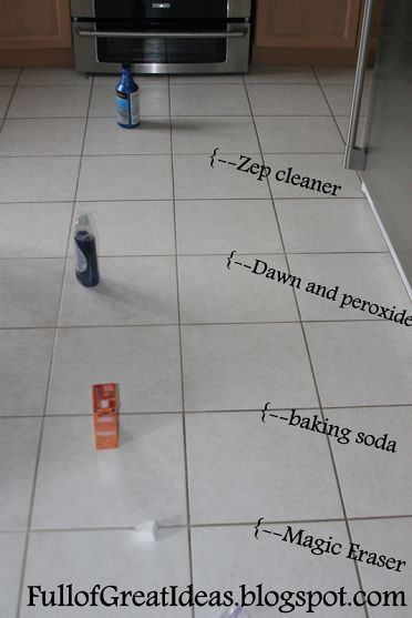 The Absolute Best Way To Clean Grout 4 Methods Tested 1 Clear Winner Grout Cleaning Diy Cleaning Hacks Cleaning Techniques