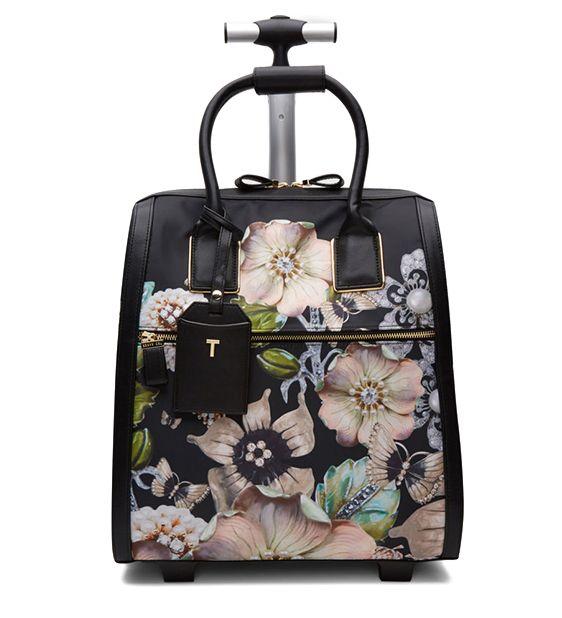 34ebb08dbcc841 Ted Baker Inez Gem Garden Travel Bag From Coneys