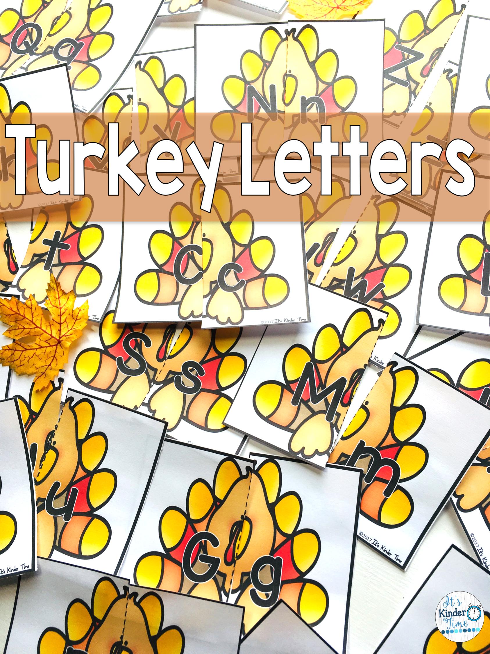 Turkey Letters