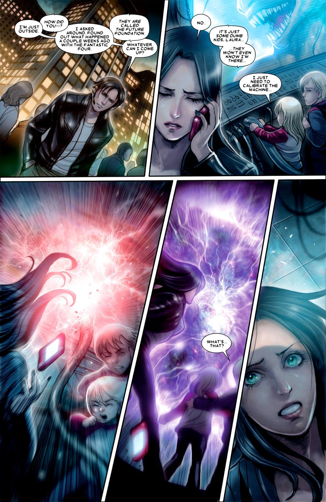 X 23 Ii Issue 17 Read X 23 Ii Issue 17 Comic Online In High Quality Comics Comics Online Comic Page