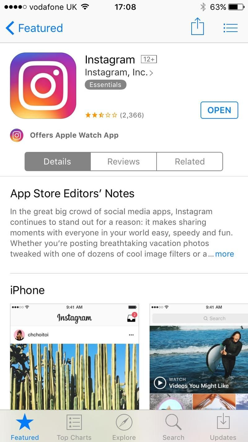 Take that, Snapchat. Instagram nicks even more features