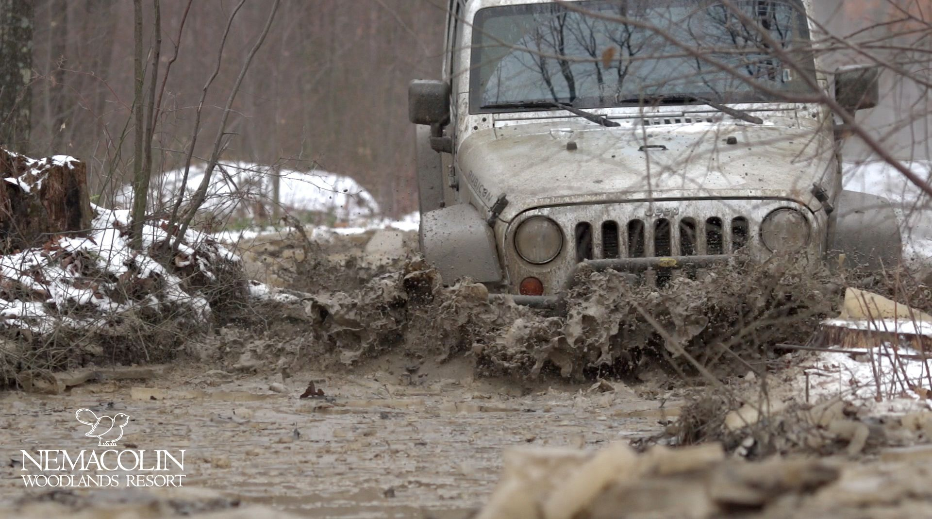 From Ski Trails To Mud Trails Test Your Skills At Nemacolin S