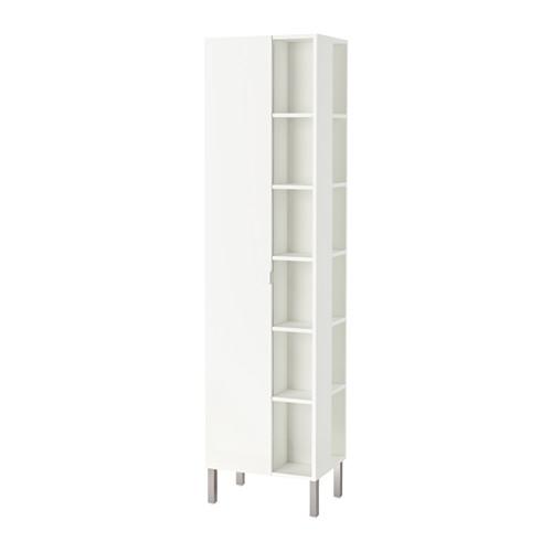Hoge Witte Opbergkast.Smalle Hoge Kast Ikea