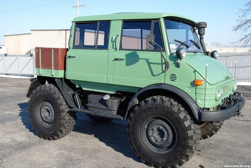 1975 mercedes unimog planes trains automobiles. Black Bedroom Furniture Sets. Home Design Ideas