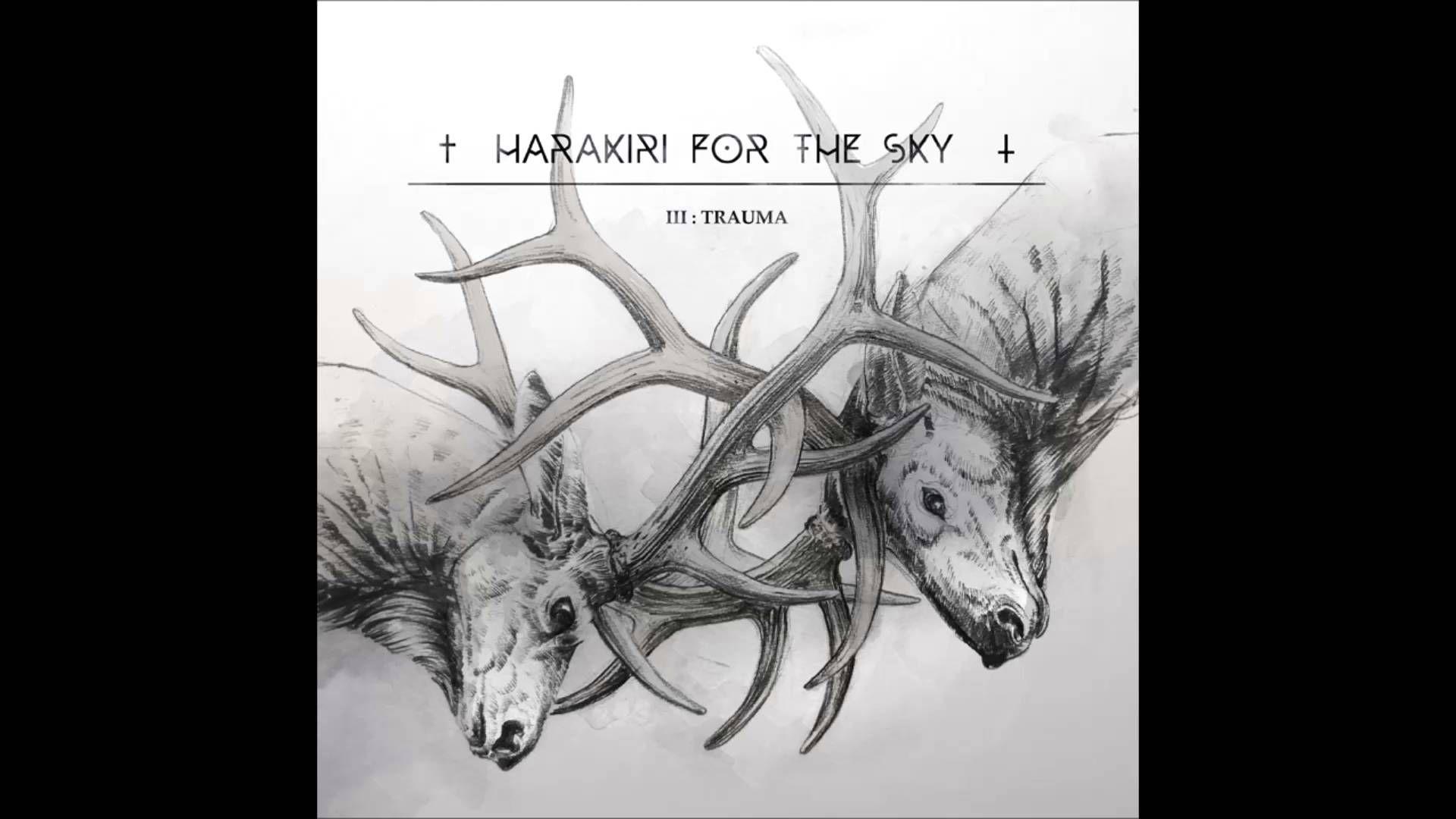 Harakiri For The Sky Calling the rain BLACK METAL