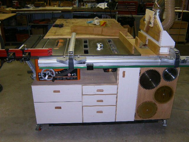 Ridgid table saw with outfeed table and integrated router table ridgid table saw with outfeed table and integrated router table and fence greentooth Image collections