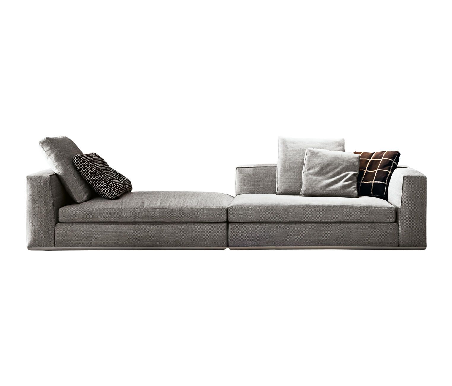 Powell, Or The Quintessential Modern Day Sofa As Minotti Sees It