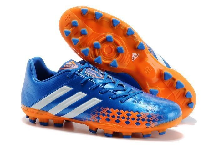 adidas predator absolion lz trx ag blue yellow white football boots uk sale