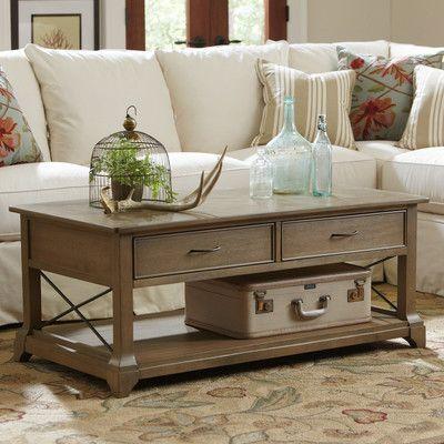 Riverside Furniture Windhaven Coffee Table U0026 Reviews | Wayfair