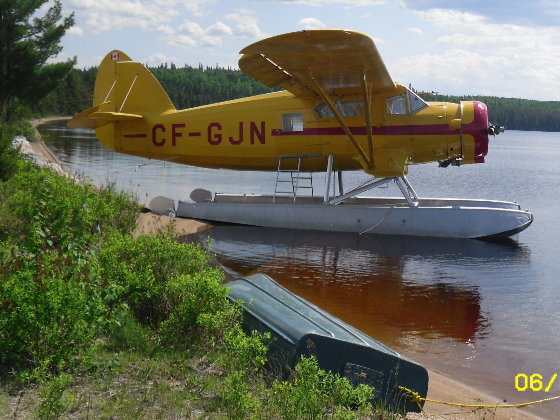 1947 Noorduyn Norseman Mark VI for sale in ON Canada