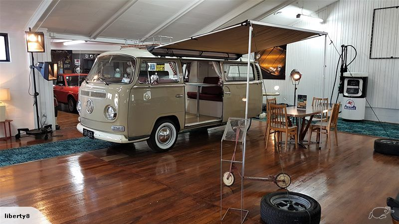Volkswagen Kombi Will be fitted with black old school plates 4 seat belts Full walk in & Volkswagen Kombi Will be fitted with black old school plates 4 ...