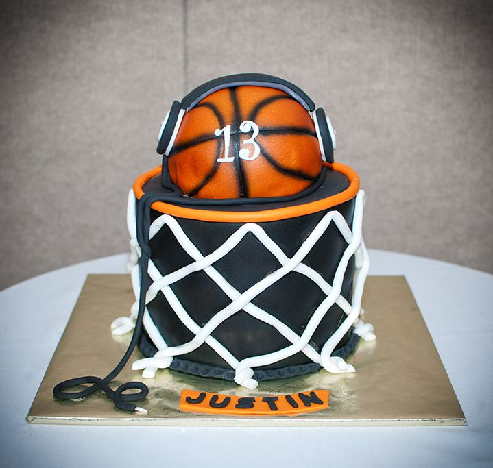 Basketball Bar Mitzvah MitzvahWirecom Sports themes for Zach