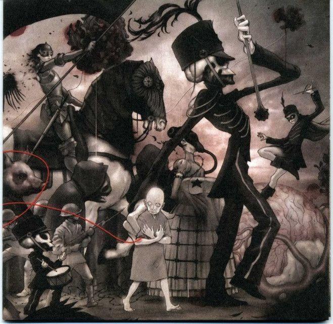 My Chemical Romance The Black Parade Vinyl Record Black